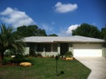Gorgeous three bedroom, two bath pool home in Sarasota available for rent October 2012